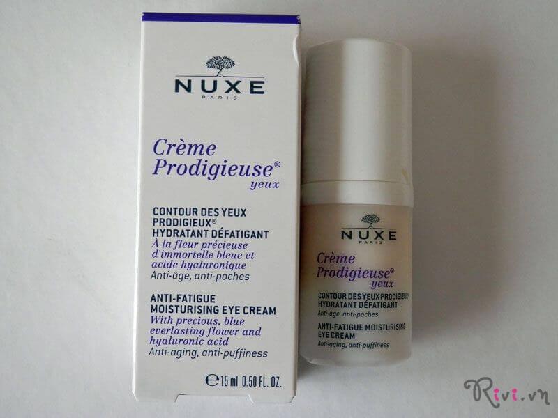 Kem dưỡng NUXE Skincare Eye Cream - Prodigieux®