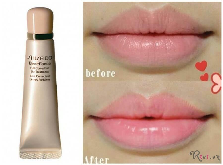 Kem dưỡng Shiseido Chăm sóc da Full Correction Lip Treatment