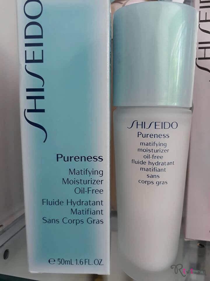Kem dưỡng Shiseido Chăm sóc da Matifying Moisturizer Oil-free