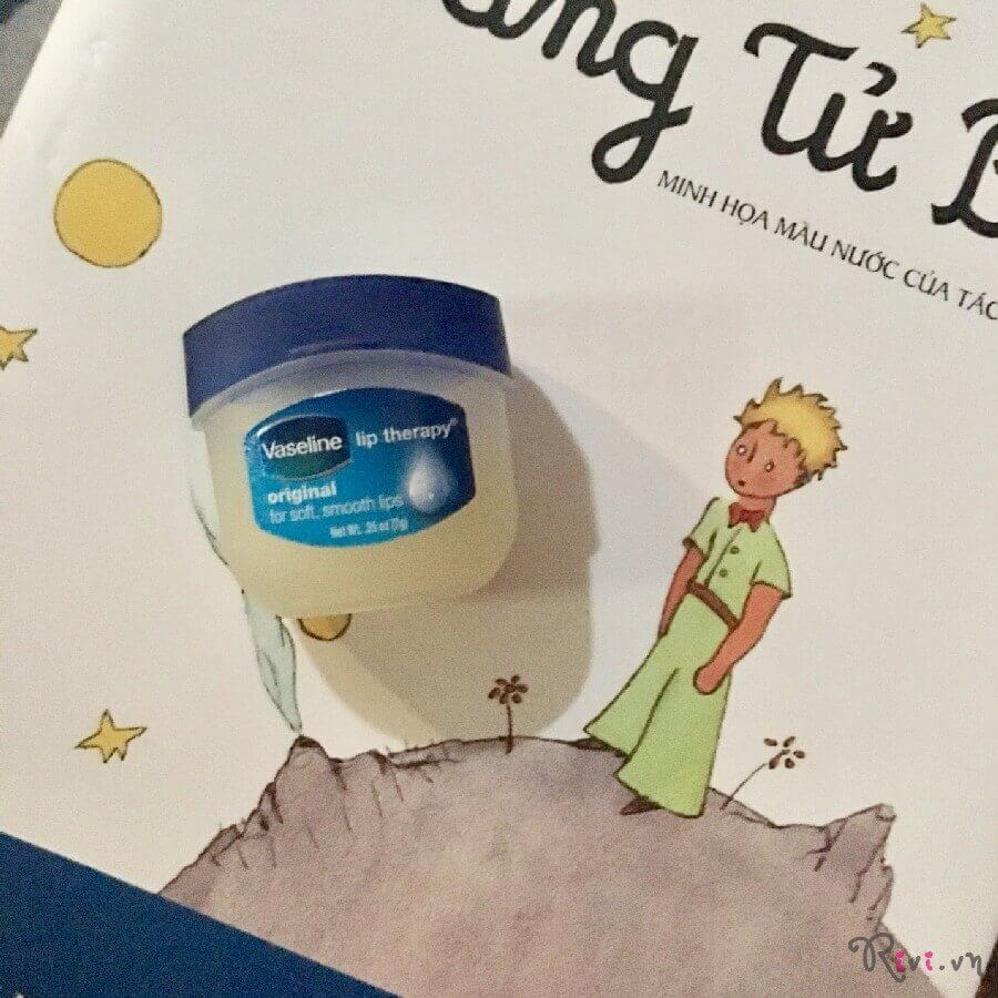 Kem dưỡng Vaseline LIP THERAPY® ORIGINAL MINI
