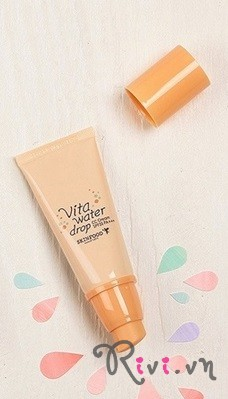 Kem nền SKINFOOD Make Up VITA WATERDROP CC CREAM SPF35 PA+++