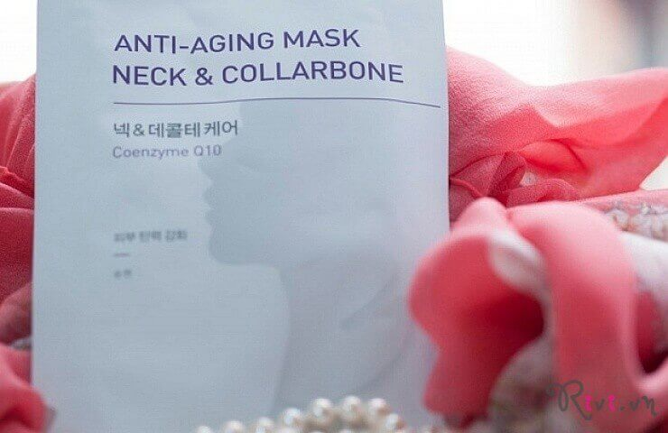 Mặt nạ INNISFREE Mask Anti-aging mask_neck & collarbone