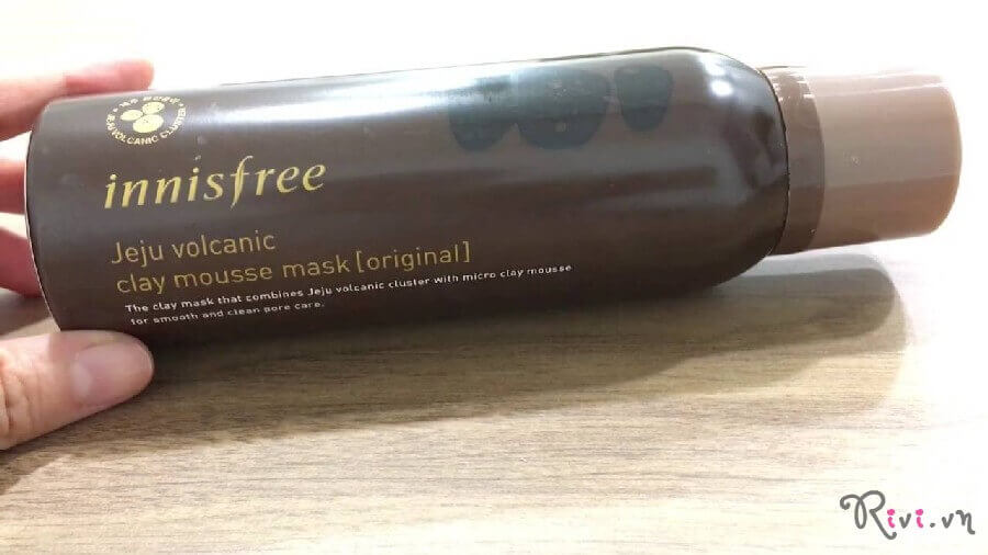 Mặt nạ INNISFREE Mask Jeju Volcanic Pore Clay Mousse Mask