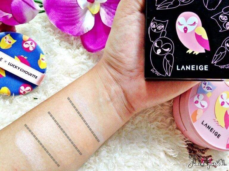 Phấn đa năng LANEIGE Makeup Lucky Chouette Multi-Color