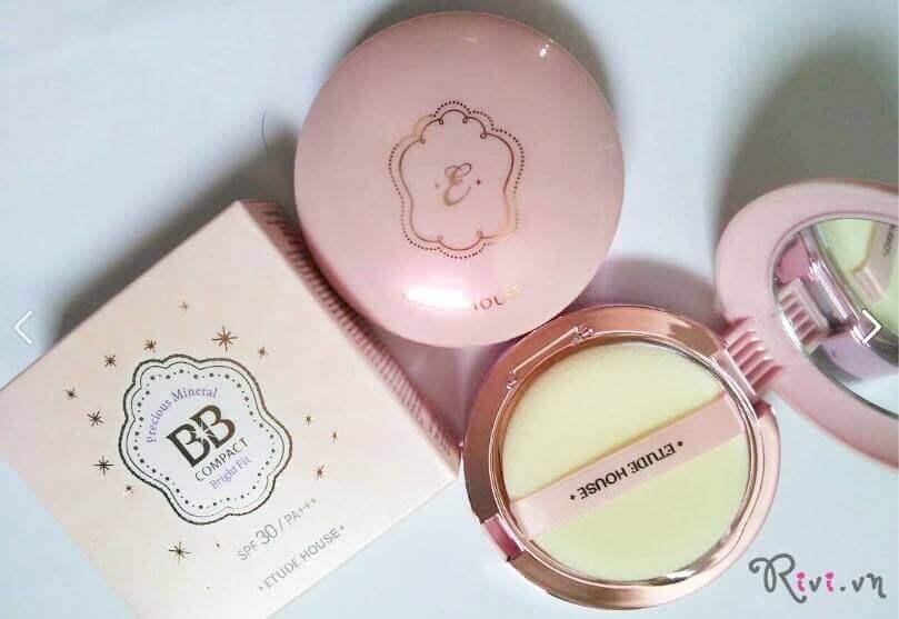 Phấn phủ ETUDE HOUSE FACE Precious Mineral BB Compact