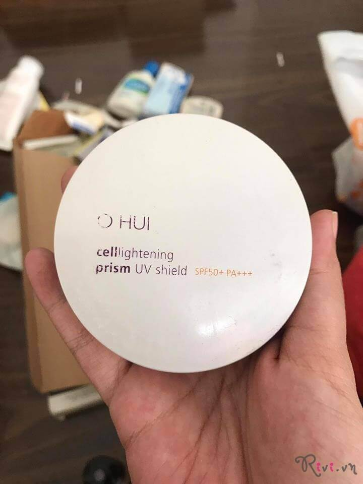 Sáp chống nắng OHUI PERFECT SUN Celllighterning Prism