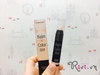 Son khuyết điểm ETUDE HOUSE Balm&Color Tint Lip Concealer