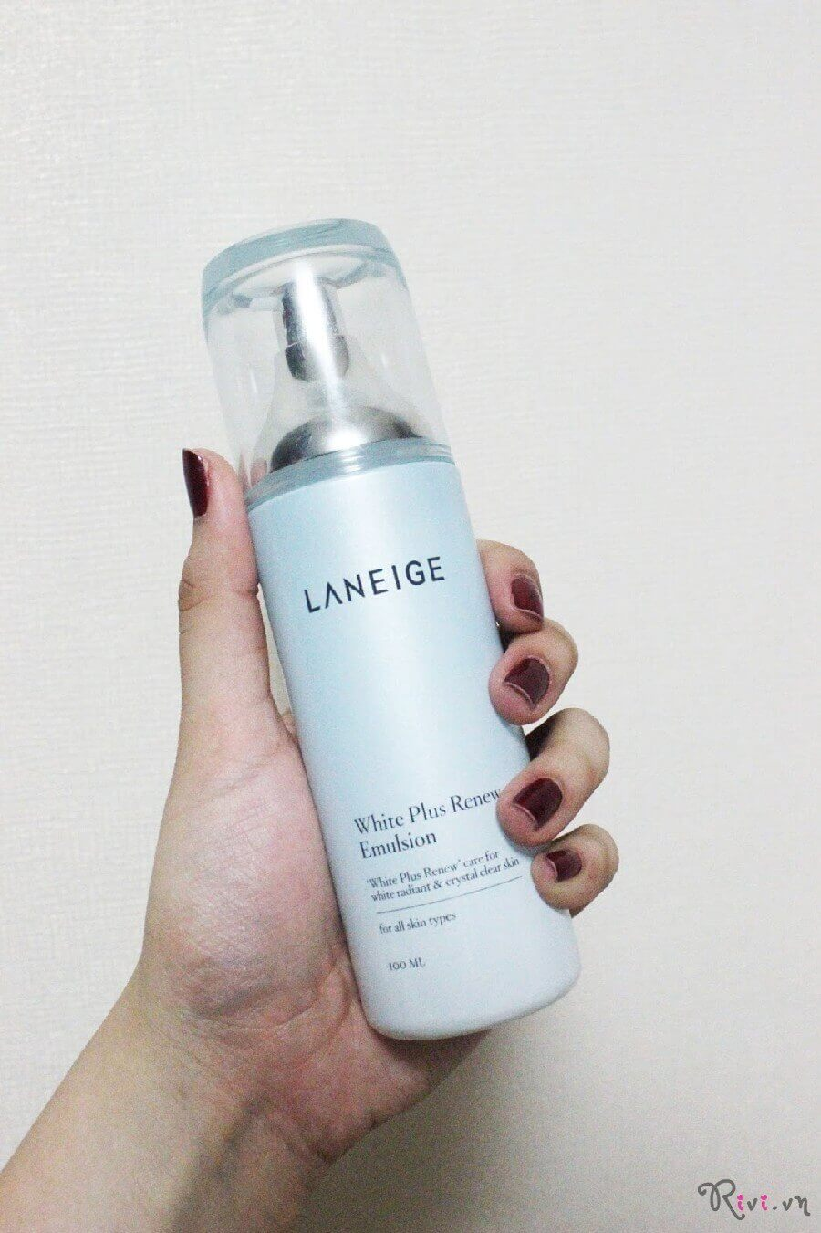 Sữa dưỡng trắng LANEIGE Skincare White Plus Renew Emulsion