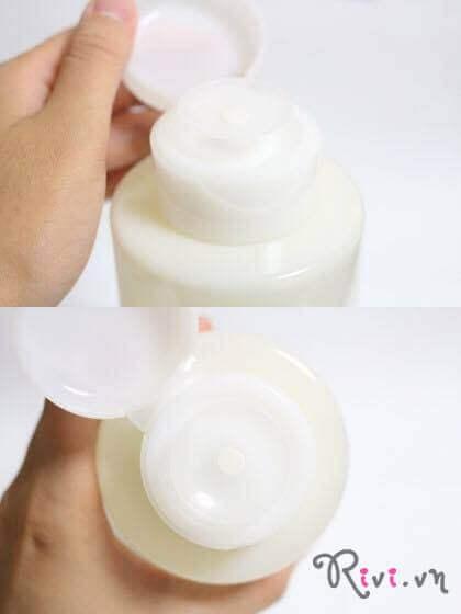 Tẩy trang dạng nước SKINFOOD Làm sạch RICE BRIGHTENING CLEANSING WATER