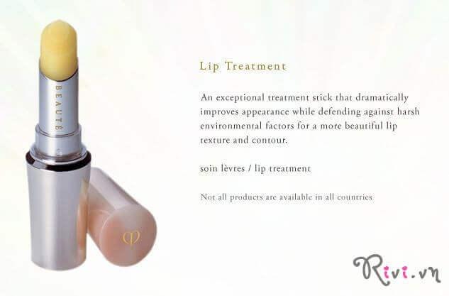 Tinh chất CLÉ DE PEAU BEAUTÉ Chăm sóc da lip treatment