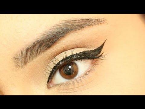 Bút kẻ mắt L'Oréal Trang điểm mắt Brush Tip Liquid Eyeliner
