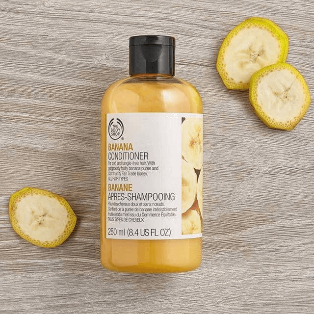 dau-xa-thebodyshop-cham-soc-toc-banana-conditioner-250ml