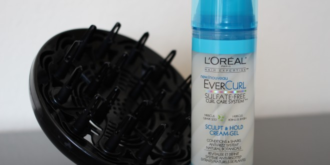 Gel L'Oréal Chăm sóc tóc Sculpt & Hold Cream-Gel