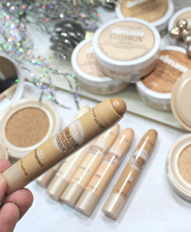 Kem che khuyết điểm Maybelline DREAM BRIGHTENING CREAMY CONCEALER