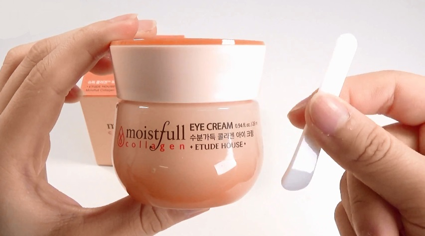Kem dưỡng ETUDE HOUSE Moistfull Collagen Eye Cream
