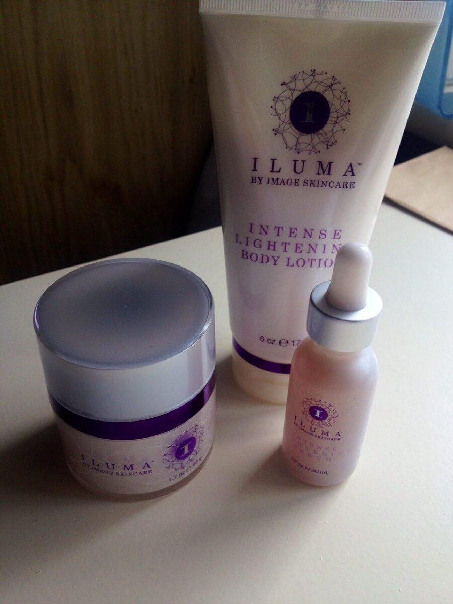 Kem dưỡng IMAGE SKINCARE intense lightening body lotion with Vectorize