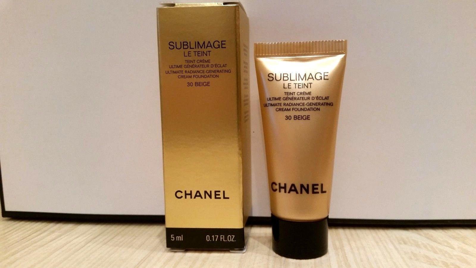 Kem nền Chanel Trang điểm mặt SUBLIMAGE LE TEINT