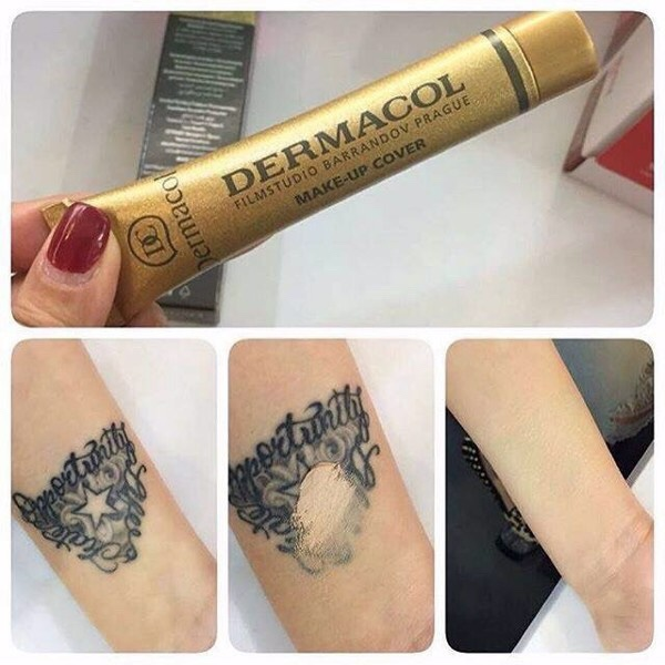 kem nền Dermacol Make Up Dermacol make-up cover