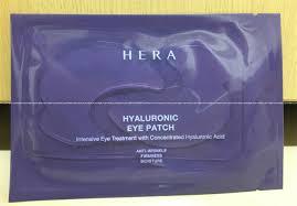 Miếng dán dưỡng mắt HERA Skincare HYALURONIC EYE PATCH