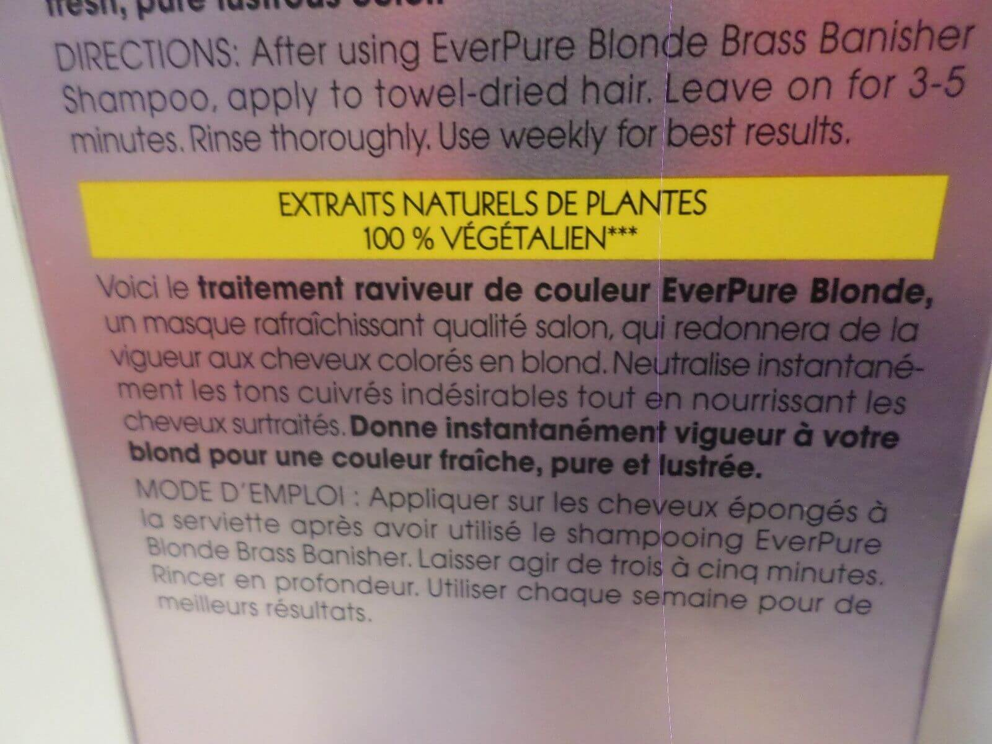 Tinh chất dưỡng L'Oréal Blonde Shade Reviving Treatment