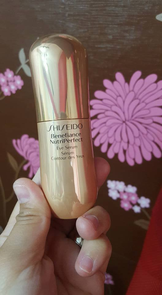 Tinh chất Shiseido Chăm sóc da NutriPerfect Eye Serum