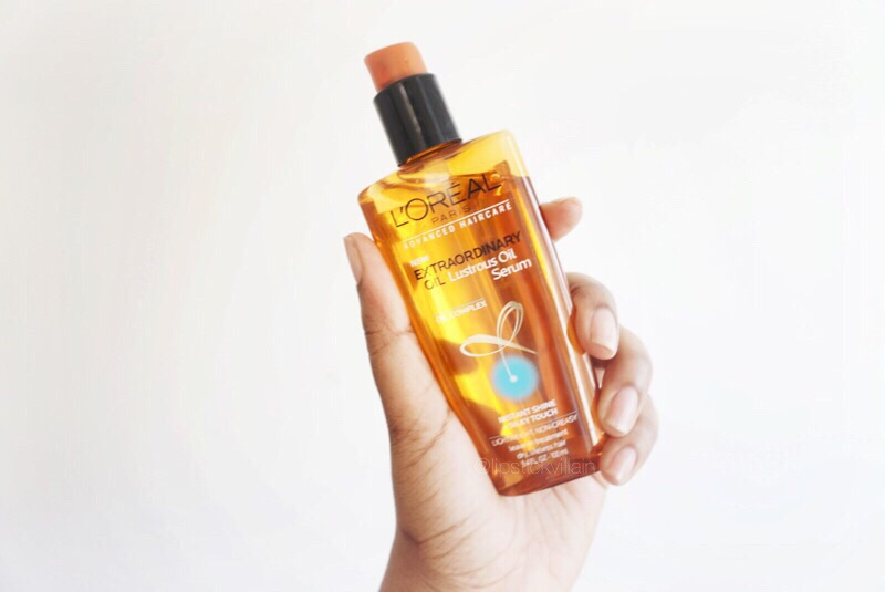 Tinh dầu L'Oréal Extraordinary Oil Lustrous Oil Serum