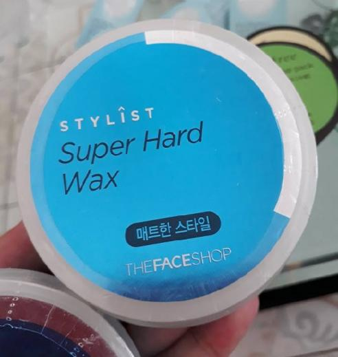Wax Tóc THEFACESHOP Chăm sóc Body STYLIST SUPER HARD WAX