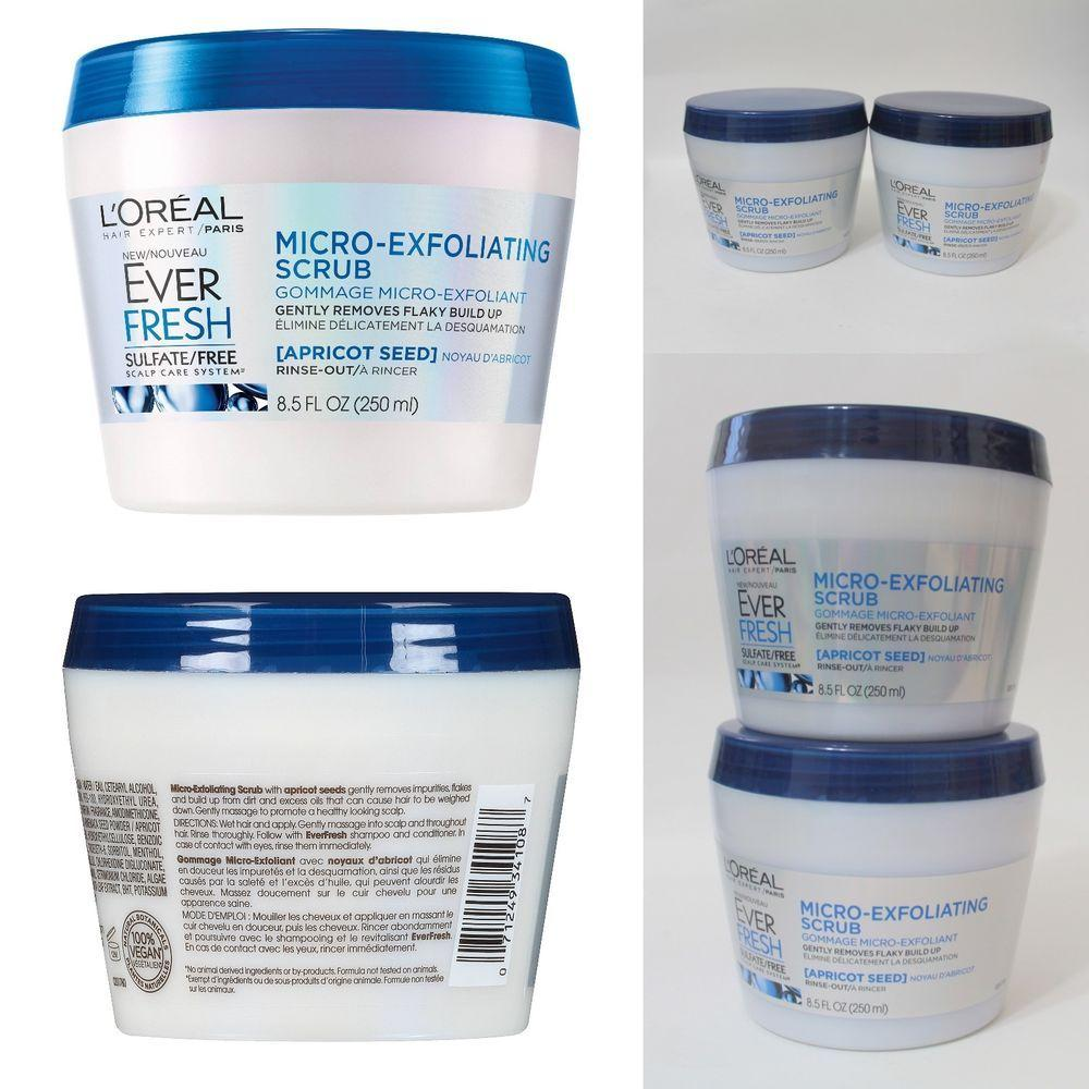 Xà bông tẩy tế bào L'Oréal Micro-Exfoliating Scrub