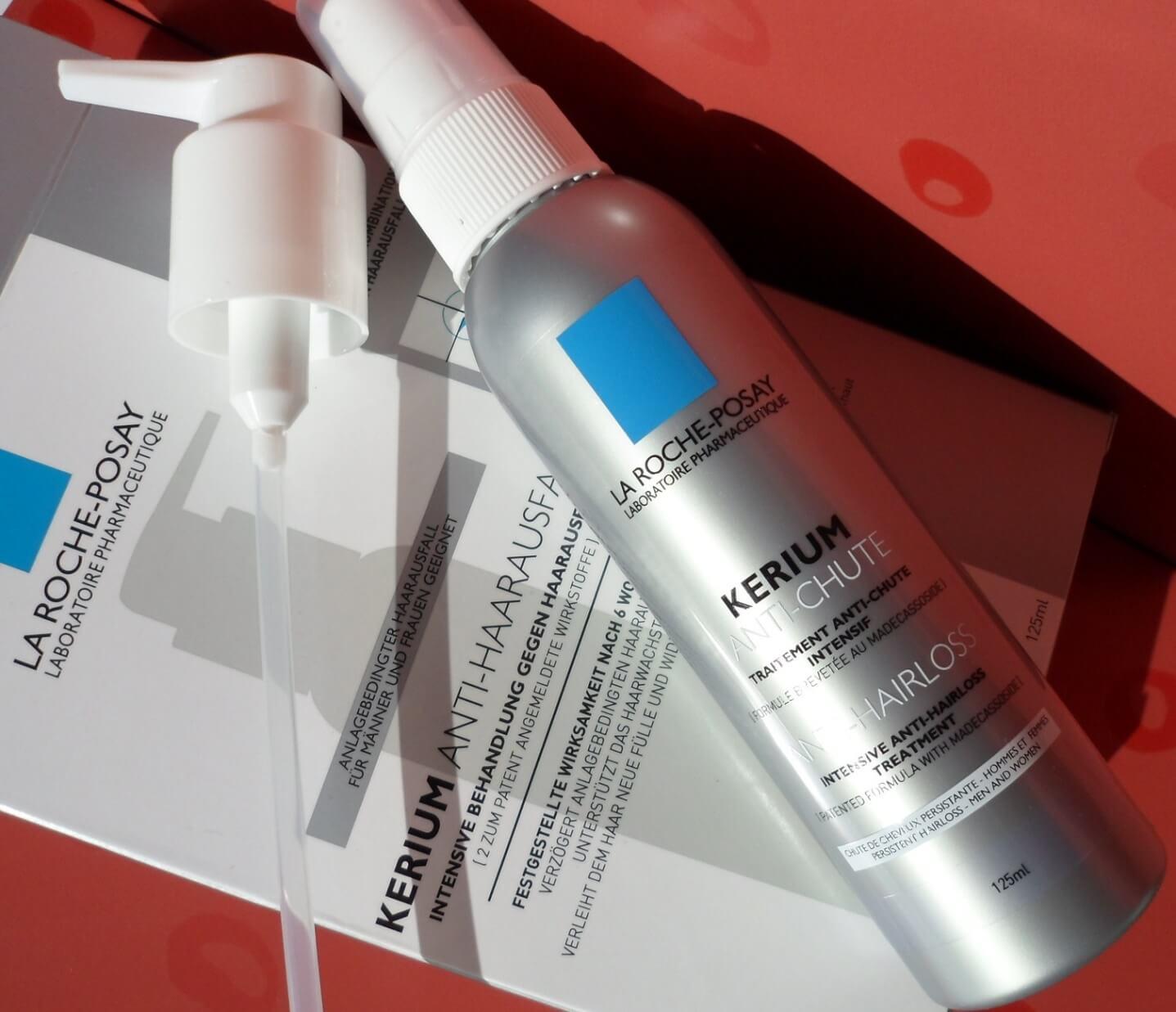 Xịt dưỡng Laroche Posay Chăm sóc tóc KERIUM ANTI-HAIRLOSS
