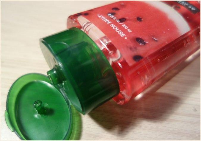 Gel ETUDE HOUSE SKINCARE  Soothing Gel (Aloe + Watermelon)