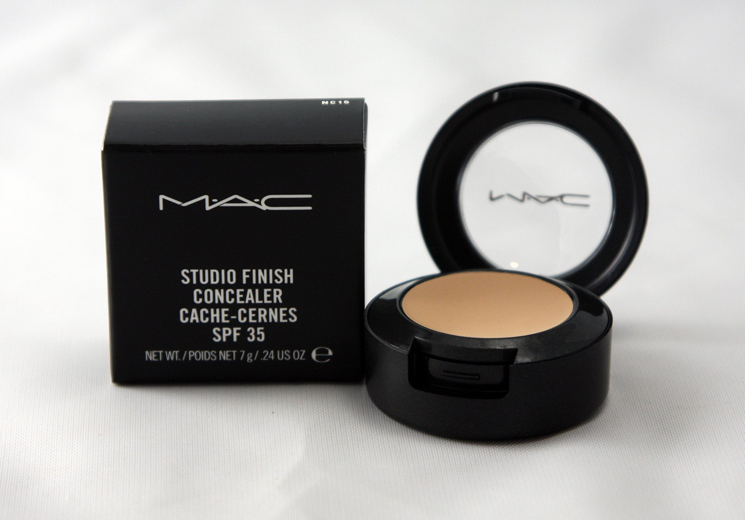 Image result for mac studio finish concealer