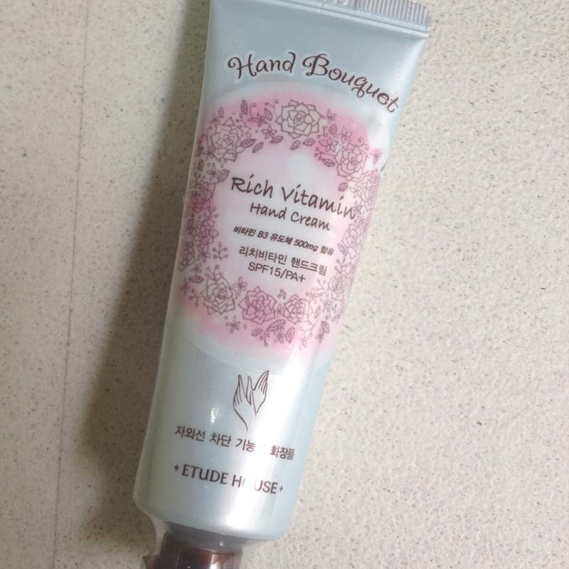 Kem dưỡng ETUDE HOUSE BODY Rich Vitamin Hand Cream