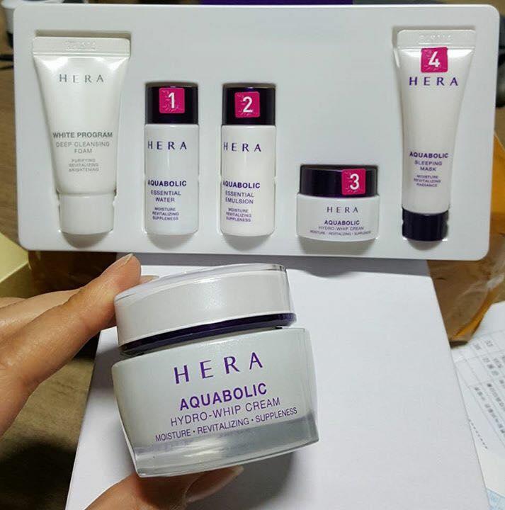 Kem dưỡng HERA Skincare AQUABOLIC HYDRO-WHIPPED CREAM