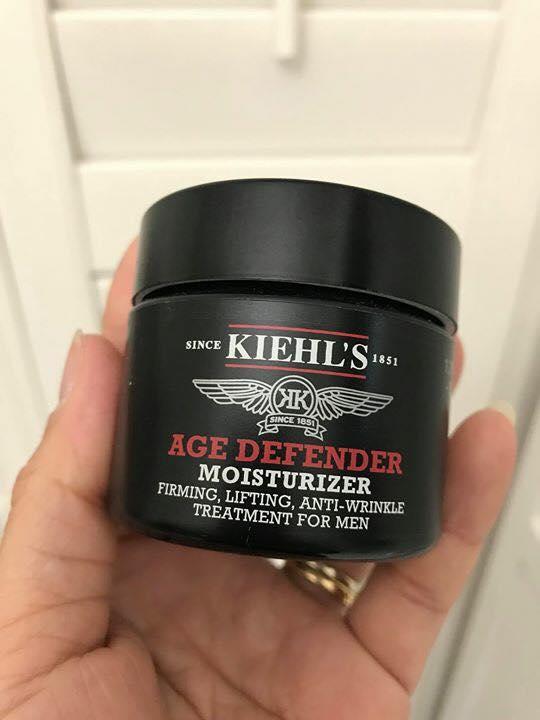 Kem dưỡng Kiehl's Chăm sóc da Age Defender Moisturizer