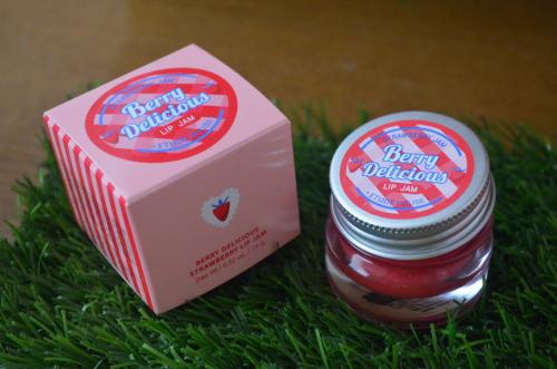 Kem dưỡng môi ETUDE HOUSE LIPS Strawberry Lip Jam
