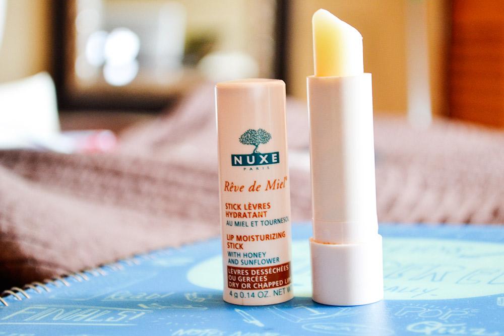 Kem dưỡng NUXE Skincare Lip Moisturizing Stick Rêve de Miel