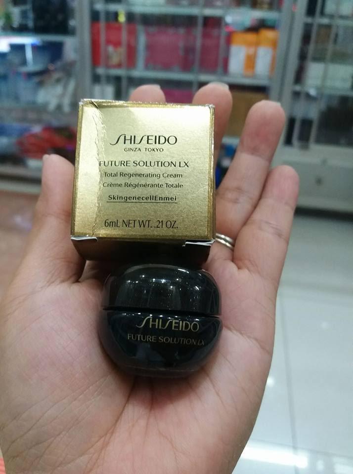 Kem dưỡng Shiseido Chăm sóc da Total Regenerating Cream