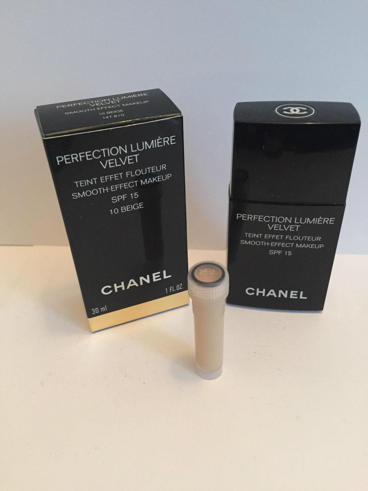 Kem nền Chanel Trang điểm mặt PERFECTION LUMIÈRE VELVET