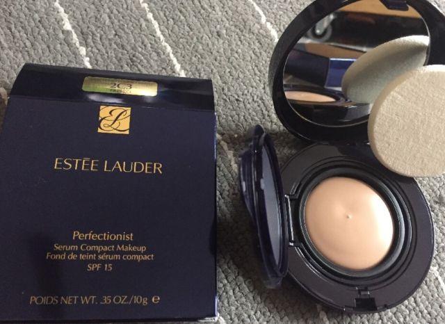 Kem nền Estee Lauder Trang điểm mặt Serum Compact Makeup