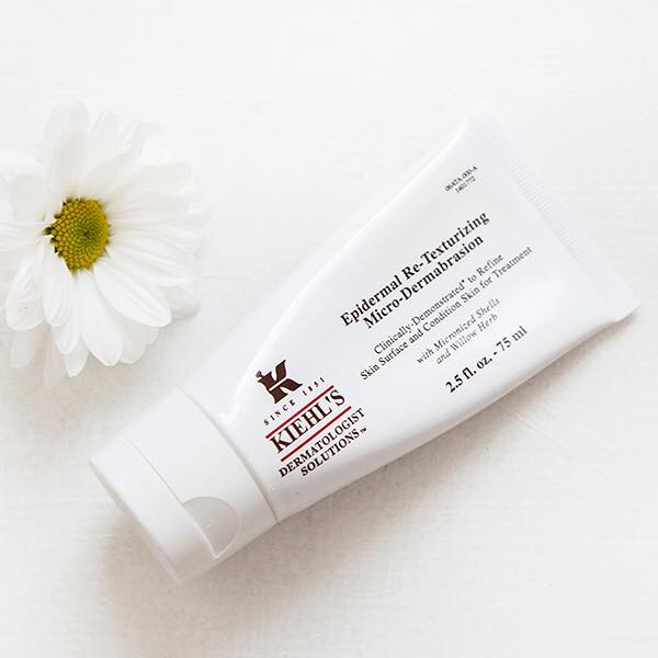 [Review] Tẩy tế bào chết Kiehl's  Epidermal Re-Texturizing Micro-Dermabrasion.