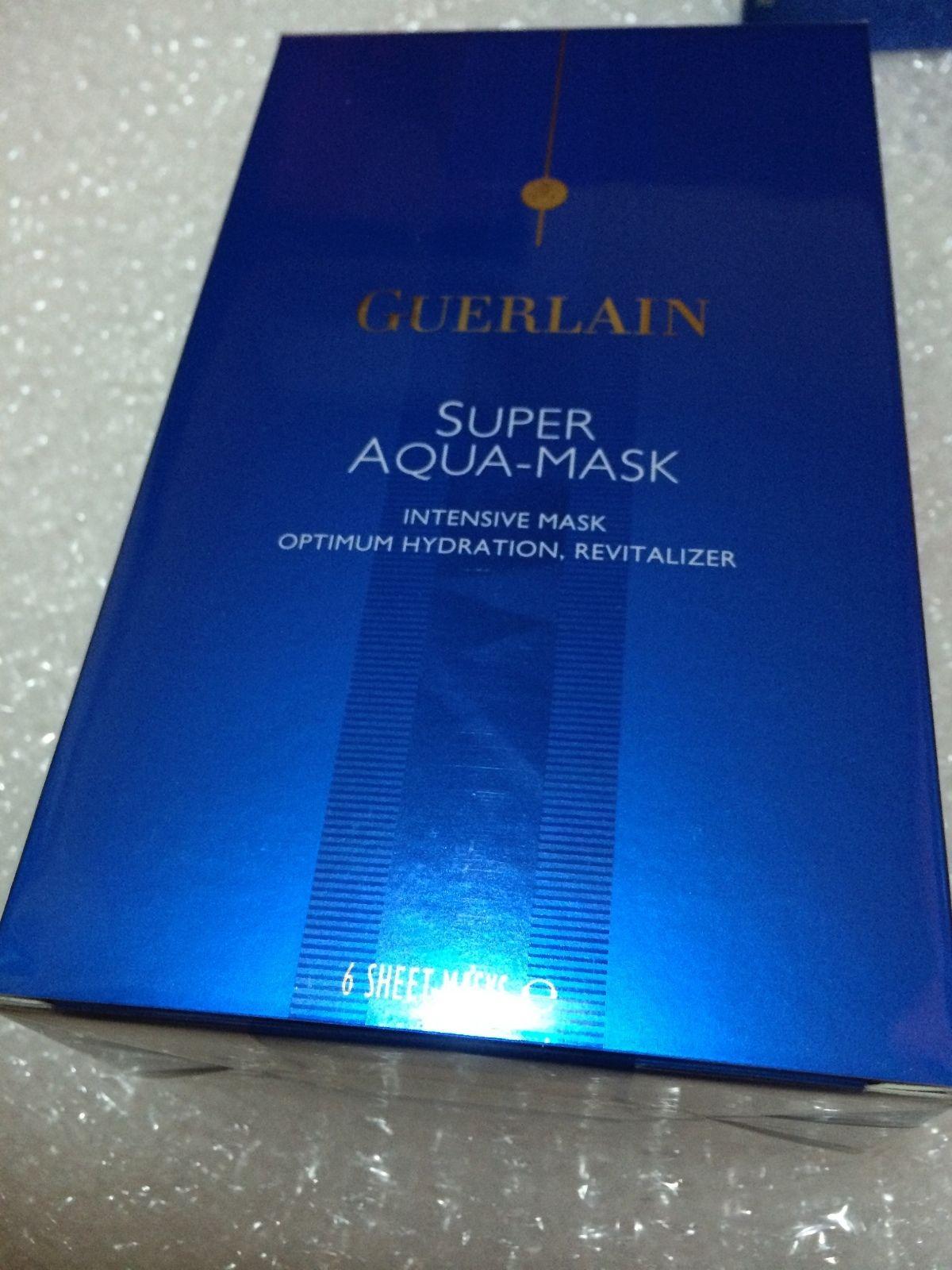 Mặt nạ gel Guerlain INTENSIVE MASK OPTIMUM HYDRATION REVITALIZER
