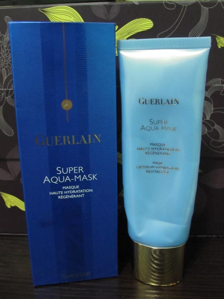 Mặt nạ Guerlain Skincare SUPER AQUA-MASK