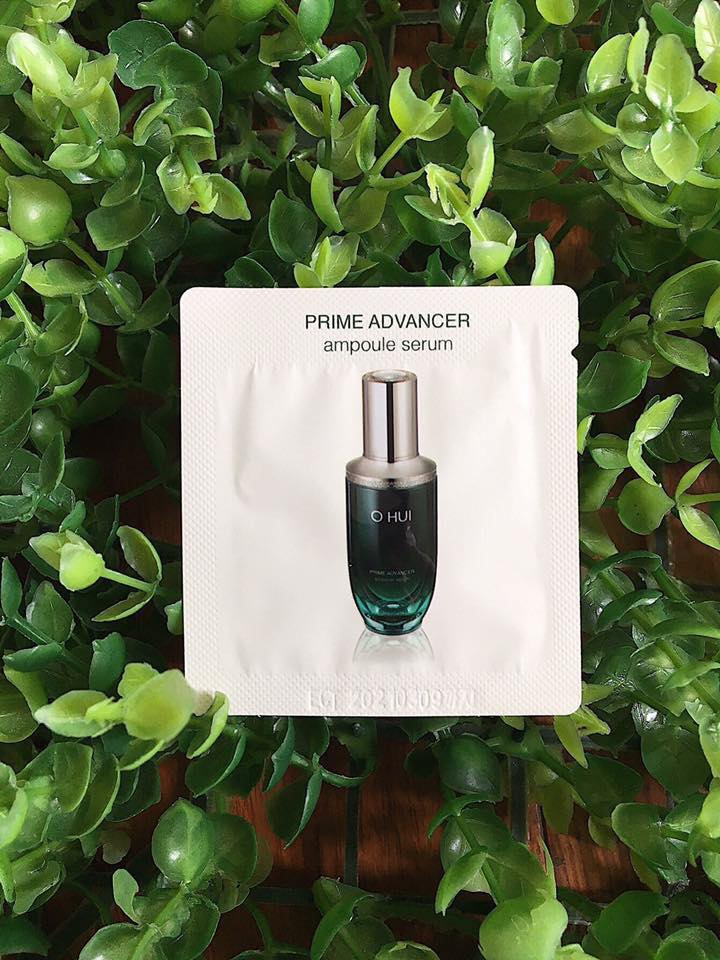 O HUI PRIME ADVANCER AMPOULE SERUM - ALL IN ONE
