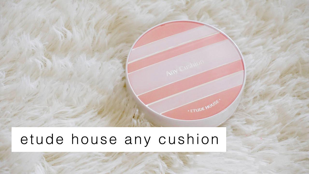 Phấn nước ETUDE HOUSE FACE Any Cushion All Day Perfect