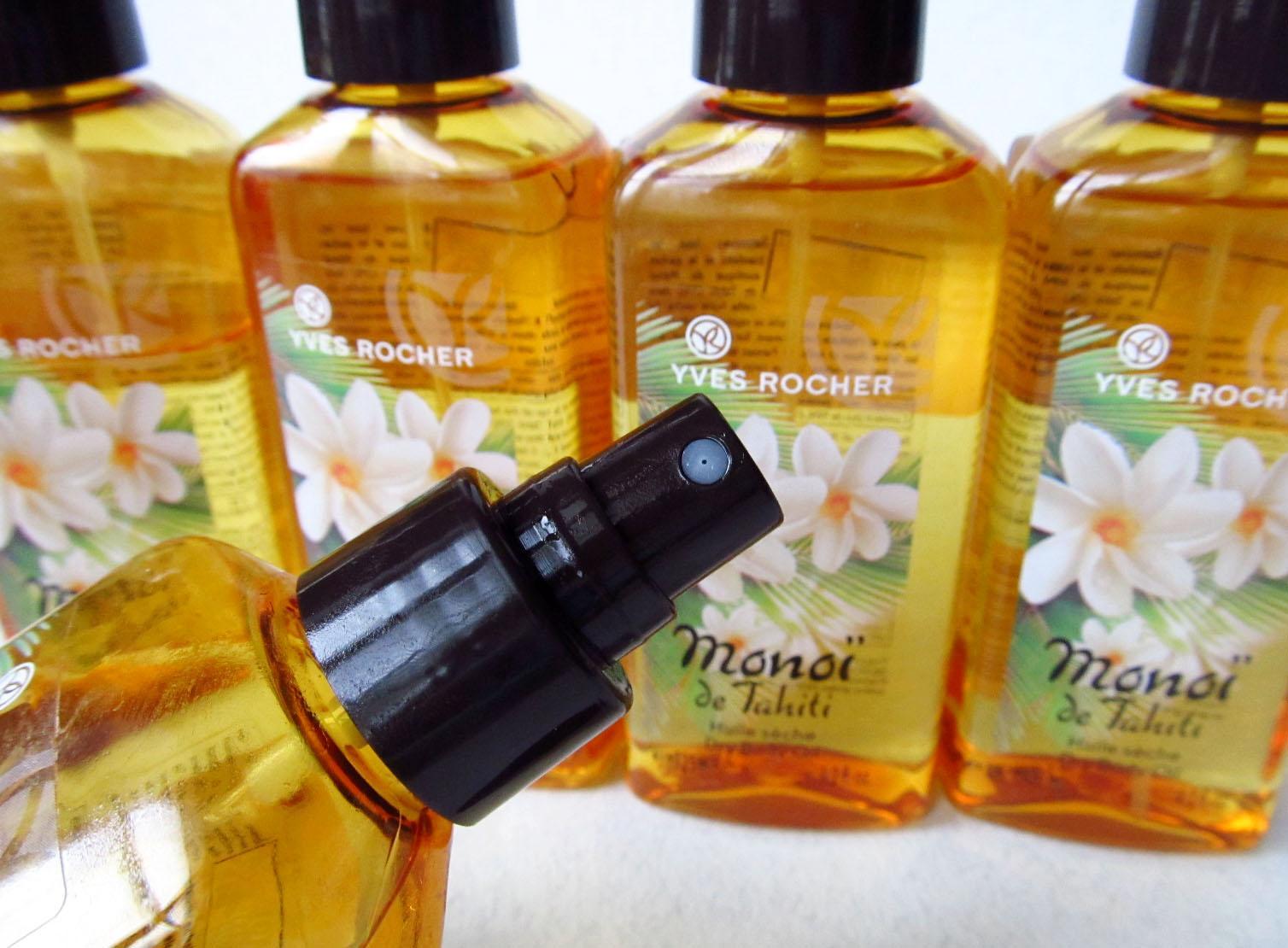 Tinh dầu dưỡng Yves Rocher Hair Dry Body Oil