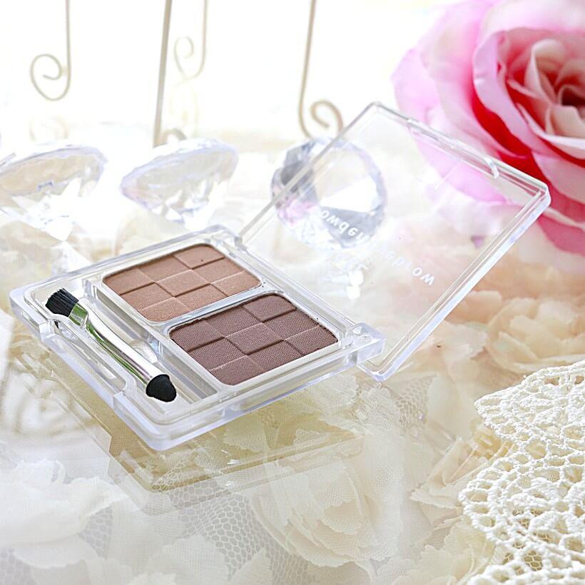 Bột Vẽ Chân Mày canmake make up Powder Eyebrow