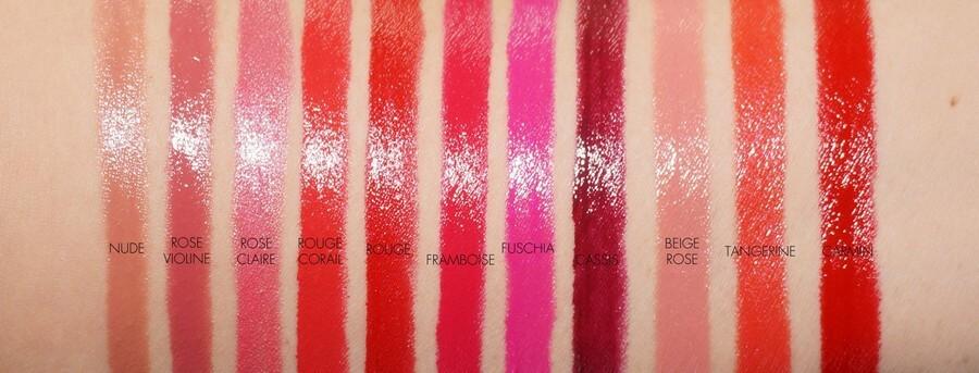 Bút son môi Chanel Trang điểm môi LE ROUGE CRAYON DE COULEUR