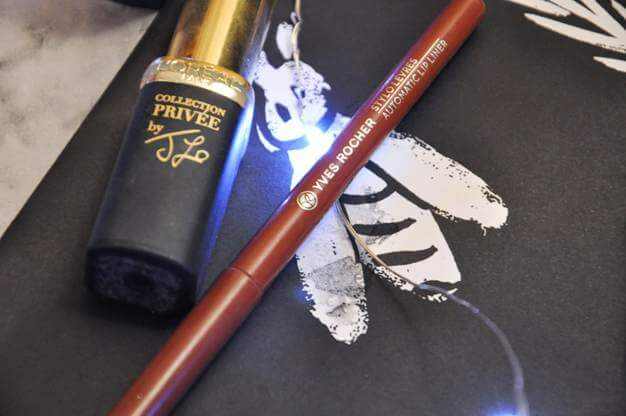 Chì kẻ môi Yves Rocher Makeup Automatic Lip Liner