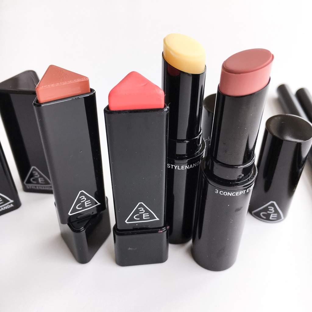 Dưỡng môi 3CE Makeup 3CE NURSING LIP BALM