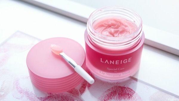 Dưỡng môi 3CE Makeup Laneige Lip Sleeping Mask - Mặt nạ ngủ môi